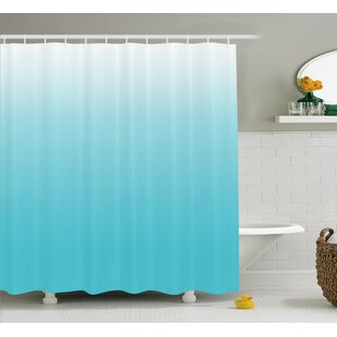 Maddox Maldive Ocean Art Single Shower Curtain