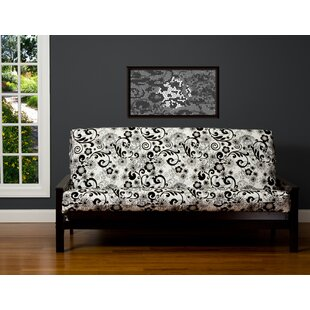 Armour Box Cushion Futon Slipcover by Latitude Run