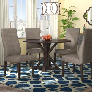 Olivet 5 Piece Dining Set by Andover Mills