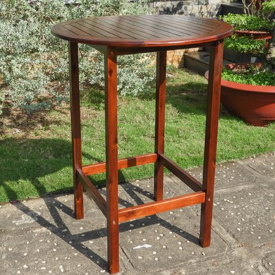 hults wooden bar table - Wooden Bar Table