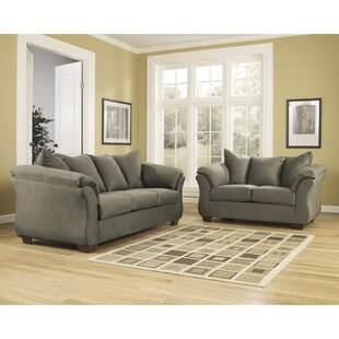 Chisolm 2 Piece Living Room Set By Andover Mills