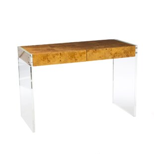 Bond Lucite Writing Desk by Jonathan Adler Fresh