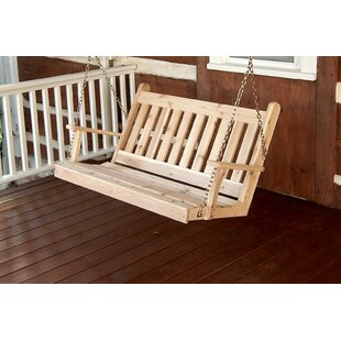 Cheyanne Porch Swing by Millwood Pines