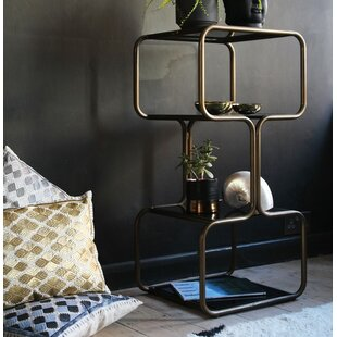 Curved Geometric Bookcase by Fashion N You Horizon Interseas Purchase