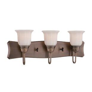 Designers Fountain Astor 3-Light Vanity Light