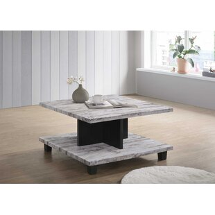 Lapham Modern Wood Coffee Table
