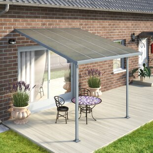 Feria? 10 ft. W x 9.5 ft. D Patio Awning by Palram