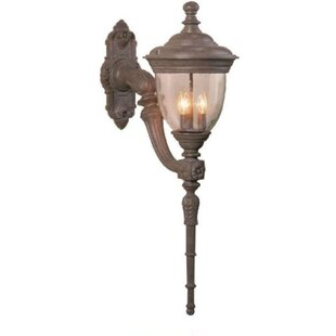 Check Prices Phillipstown 4-Light Outdoor Sconce By Alcott Hill
