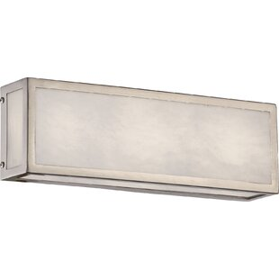 Affordable Almeta 1-Light LED Metal Bath Bar By Ivy Bronx