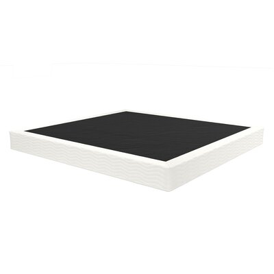"7"" Folding Metal Box Spring Mattress Size: King by Alwyn Home"