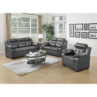 Yellowhammer 3 Piece Living Room Set by Red Barrel Studio ...