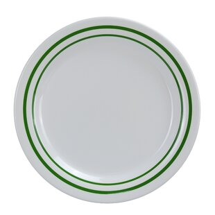 Selsey Round Dinner Melamine Dinner Plate (Set of 24)