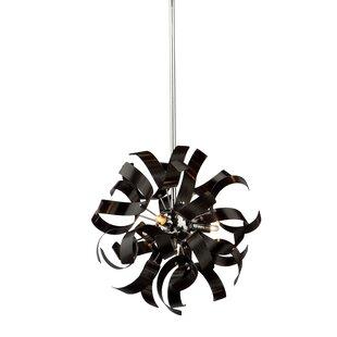 Brayden Studio Weyand 3-Light Globe Chandelier