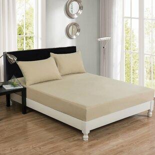 Volker Super Soft 100% Cotton Fitted Sheet Set