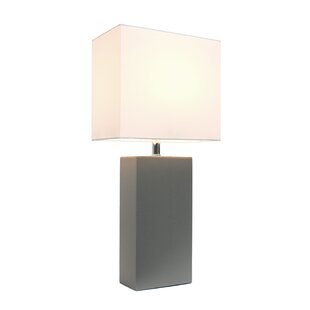 Gray Table Lamps