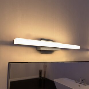 Wade Logan Armendariz 1-Light LED Bath Bar