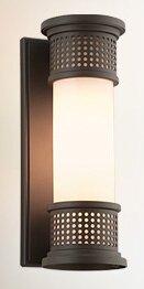 Brayden Studio Lisson 1-Light Outdoor Sconce