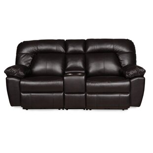 Bolles Dual Console Reclining Sofa by Red Barrel Studio