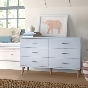 Wallingford 6 Drawer Dresser by Mistana