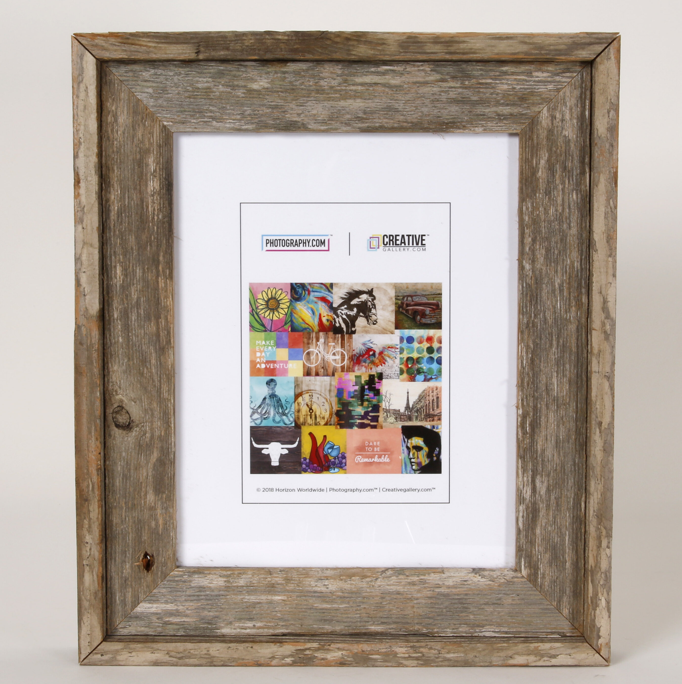 Rustic Wood Picture Frames Free Shipping Over 35 Wayfair