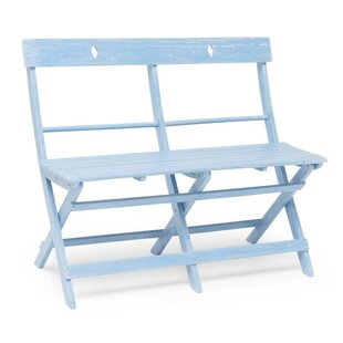 Beachcrest Home Wooden Benches
