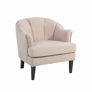 Christal Barrel Chair by Darby Home Co
