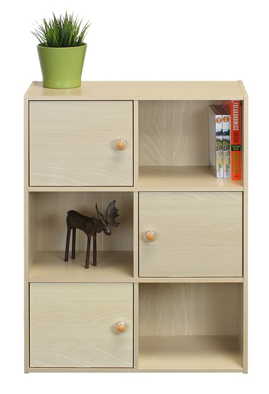 carraton cube unit bookcase