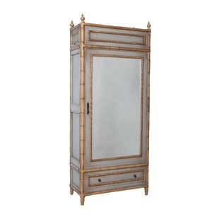 Compare & Buy Borgholm Carved Bamboo 1 Door Accent Cabinet By Astoria Grand