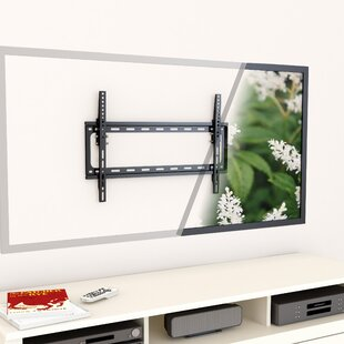 Tilt Wall Mount for 32  55 TVs Flat Panel Screens