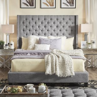 Borchers Upholstered Platform Bed