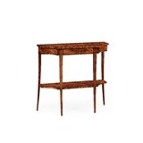 Biedermeier Console Table by Jonathan Charles Fine Furniture