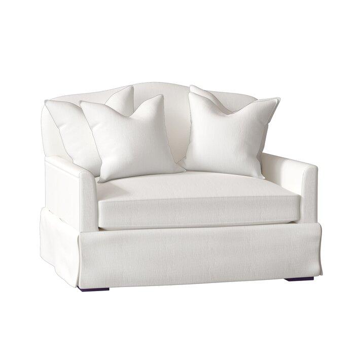 Birch Lane Fairchild Chair And A Half Reviews Wayfairca