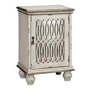 Clermont 1 Door Accent Cabinet by One Allium Way