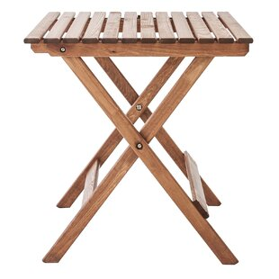 Arlott Folding Wooden Bistro Table By Sol 72 Outdoor