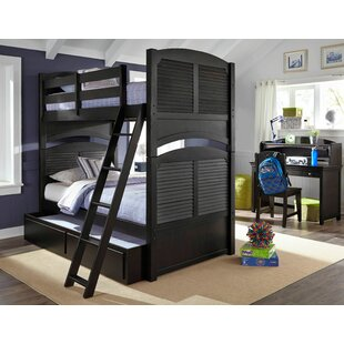 Crawfordville Twin over Twin Bunk bed