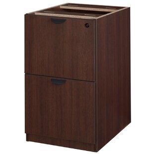 Linh File Pedestal 2-Drawer Lateral Filing Cabinet