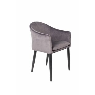 Catelyn Velvet Armchair by Luxury Furnitures