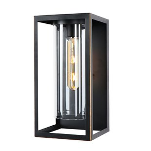 Keven Outdoor Wall Lantern by 17 Stories