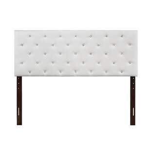 Best Reviews Comeaux Upholstered Panel Headboard by Mercer41