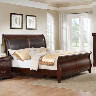 Fenwick Landing Upholstered Panel Bed by Darby Home Co