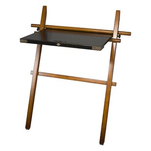 On the Go Rectangular Leaning Desk
