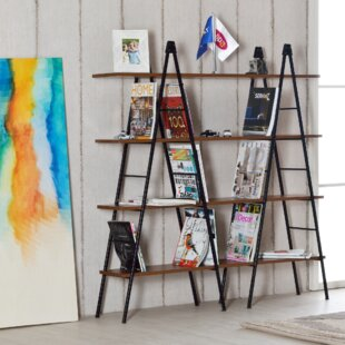Schramm Etagere Bookcase by Williston Forge