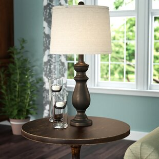 Reviews Wynter 27.5 Table Lamp By Charlton Home