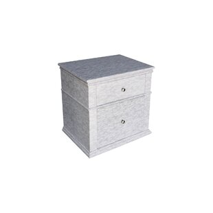 Sandridge 2 Drawer Nightstand