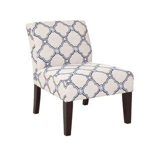 Winston Porter Gruver Slipper Chair