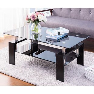 Clementine Coffee Table with Storage