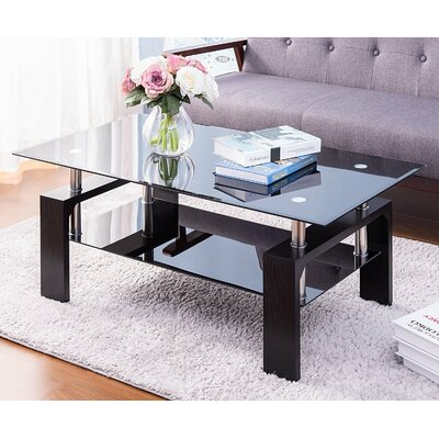 Maceus 4 Legs Nesting Tables With Storage by Orren Ellis 2020 Coupon