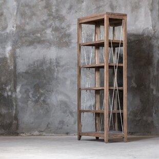 Avenal Etagere Bookcase By Loon Peak
