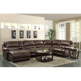 Deals Shealey Reclining Sectional by Red Barrel Studio Reviews (2019) & Buyer's Guide