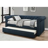 Zac Twin Daybed with Trundle by Alcott Hill®